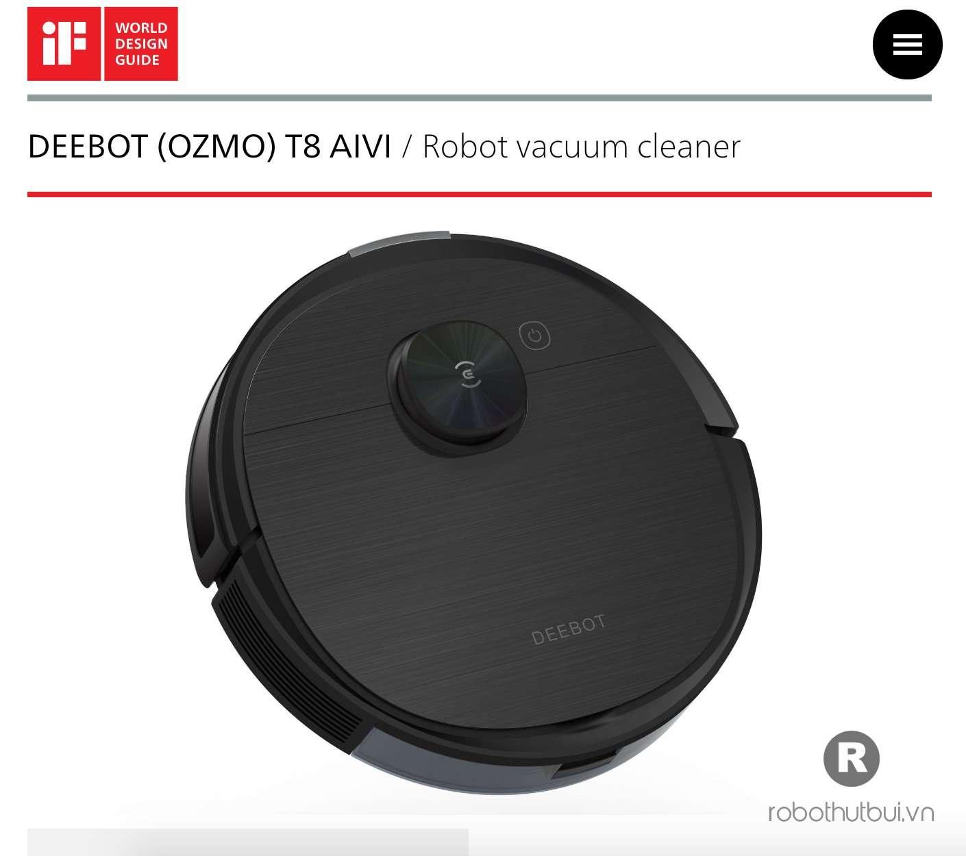 Ecovacs ra mắt Deebot T8 AIVI: đã đến lúc thế giới thay đổi