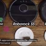 DEEBOT OZMO 950 vs Roomba i7 vs Roborock S5