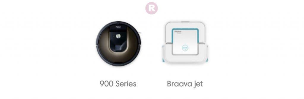 Điều hướng thông minh trên iRobot Roomba