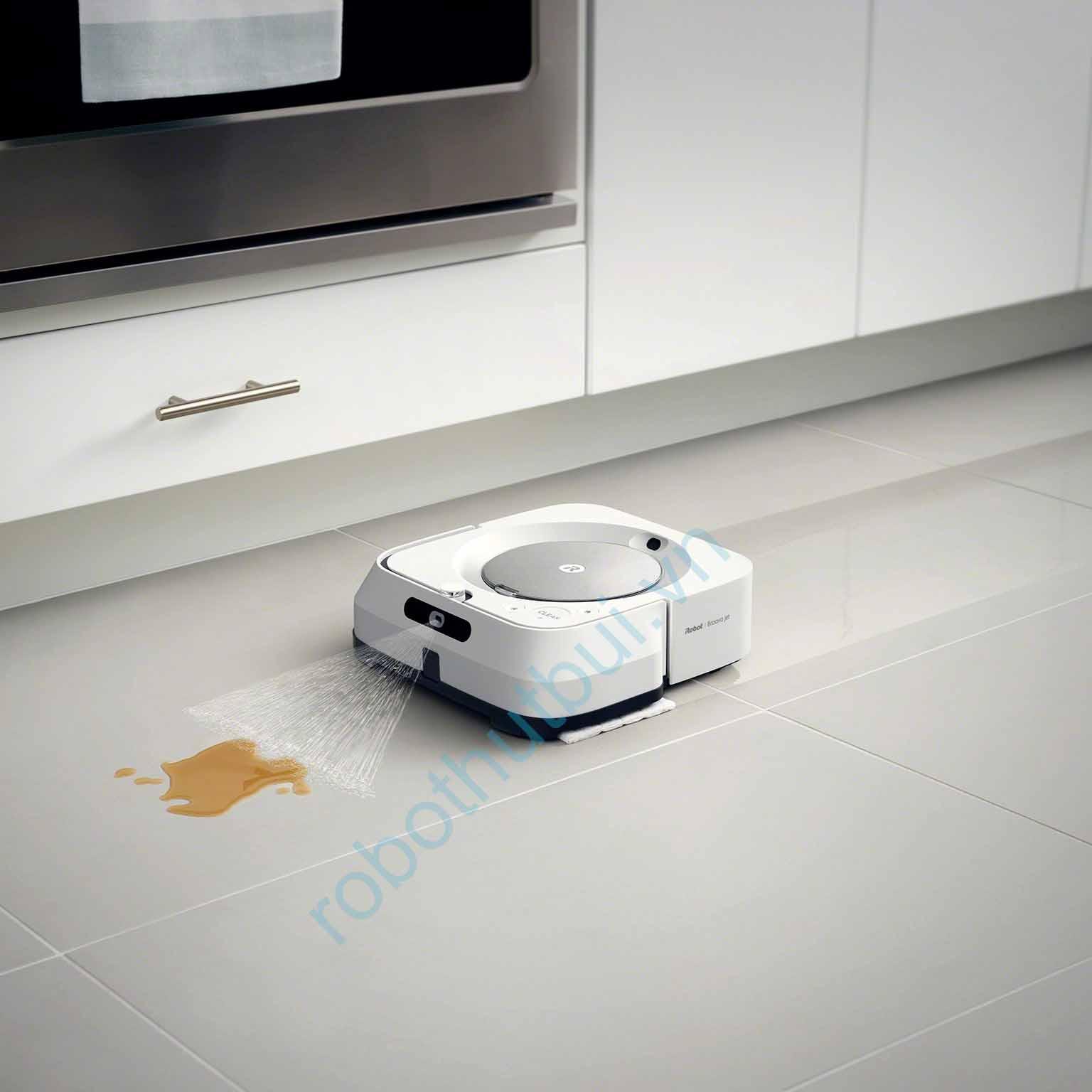 iRobot Braava jet m6 Robot lau nhà