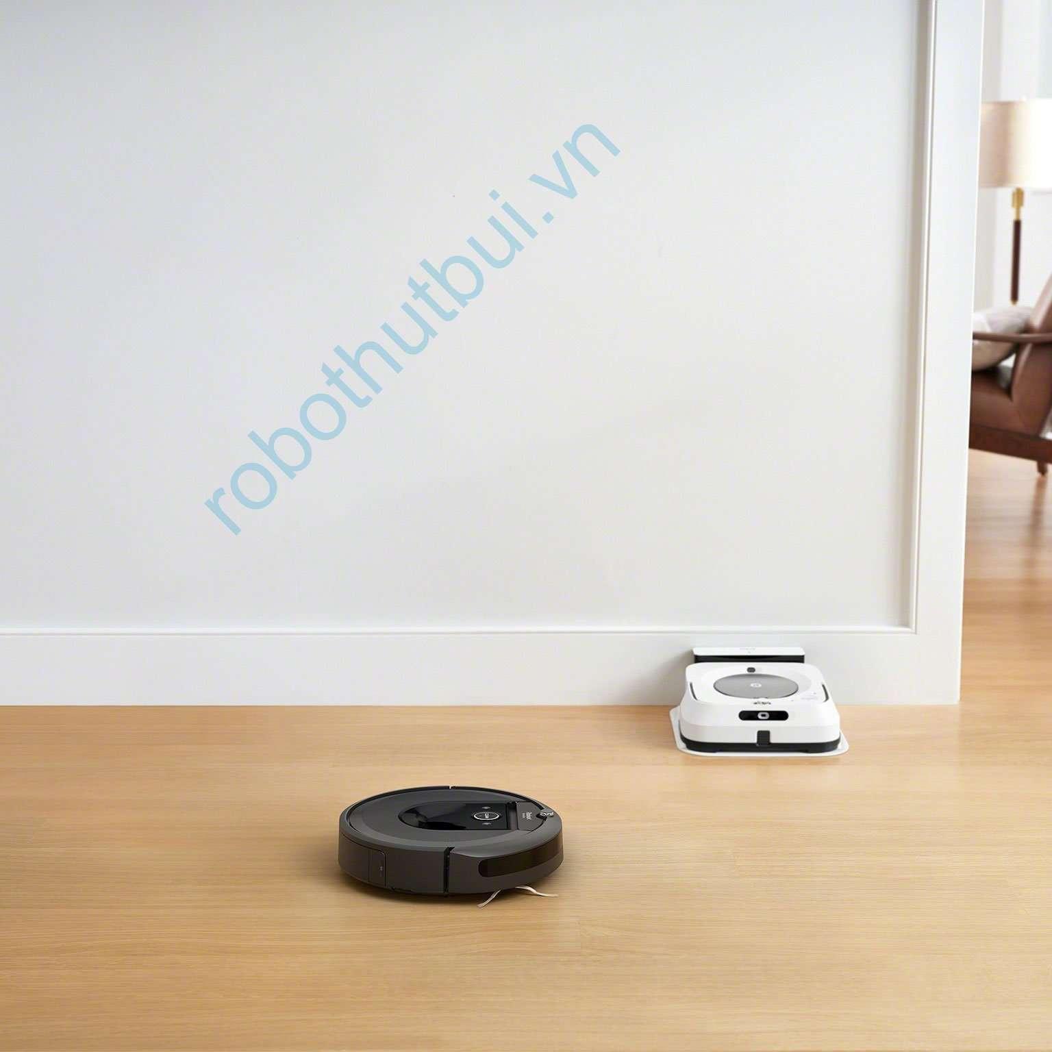 Công nghệ Imprint Link của iRobot Roomba i7