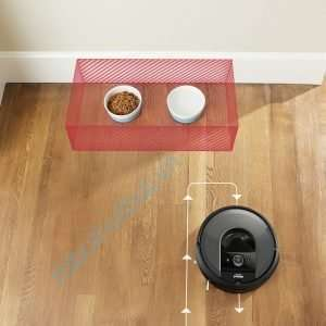 iRobot Roomba i7 Keep Out Zones