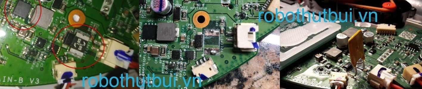 Khắc phục lỗi 13 (Error 13) trên robot hút bụi Xiaomi Roborock