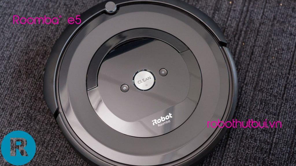 Đánh giá iRobot Roomba E5