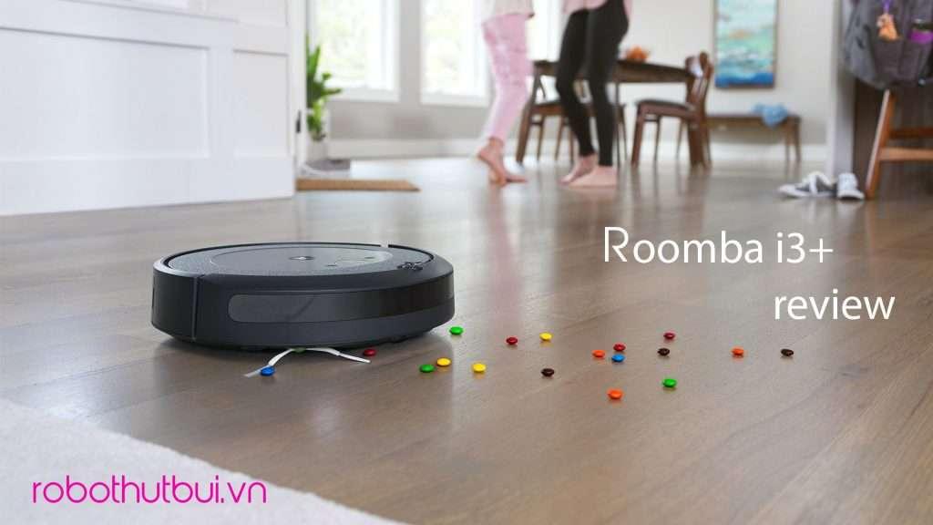 Review iRobot Roomba i3