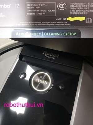 iRobot Roomba i7 bản Trung Quốc