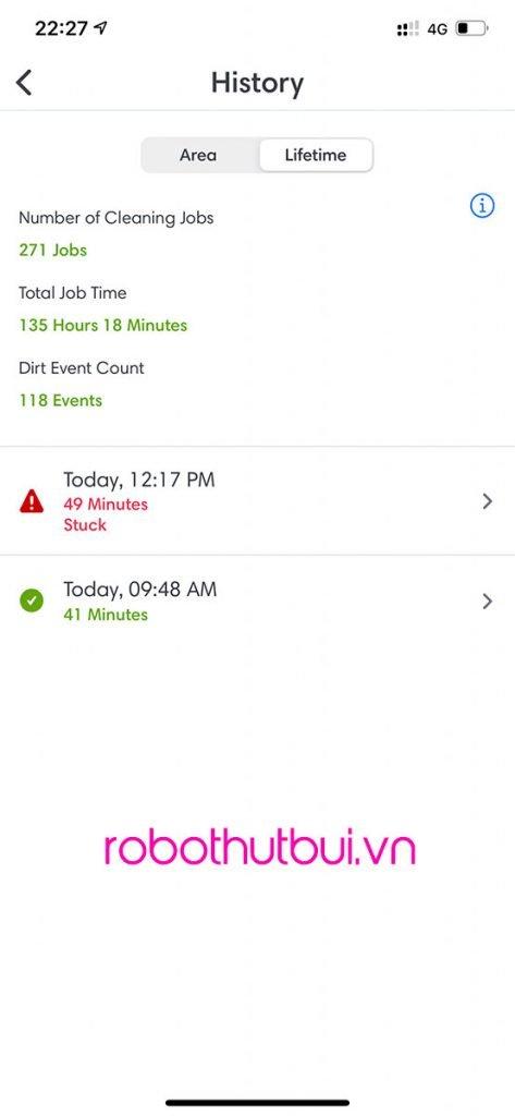 iRobot Roomba i7 App