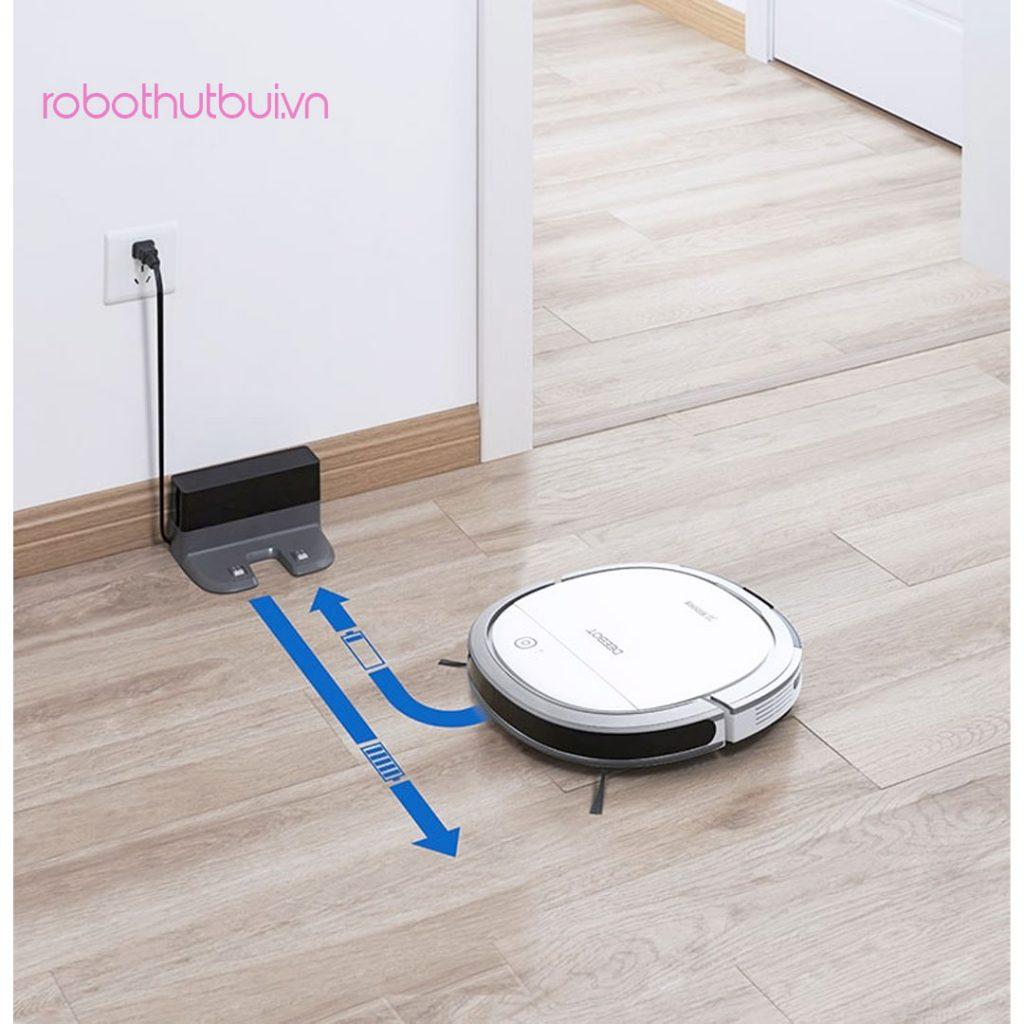 Ecovacs Deebot OZMO Slim 11 (DK3G)