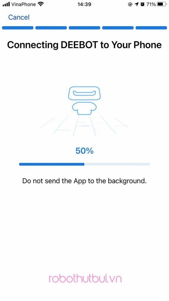 Hướng dẫn sử dụng app Ecovacs Home